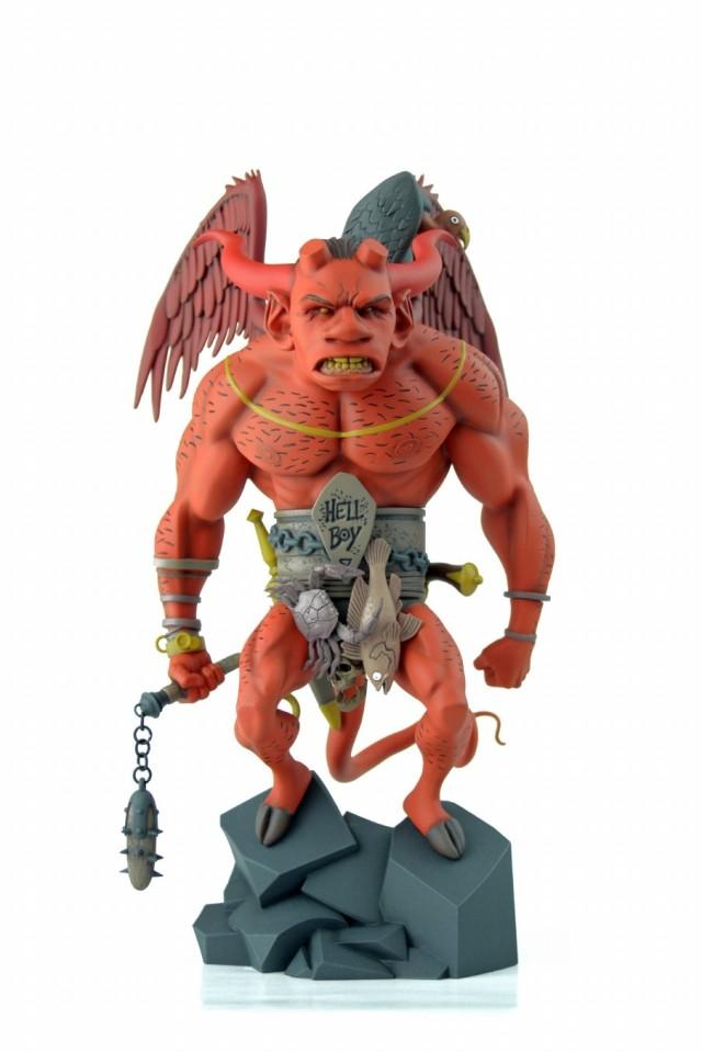 Mondo SDCC Exclusive_Hellboy Statue