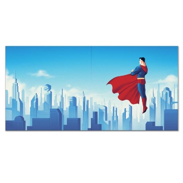 Mondo SDCC Exclusive_Superman_TAS Vinyl Record