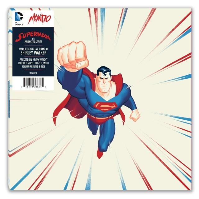 Mondo SDCC Exclusive_Superman_TAS Vinyl Record2