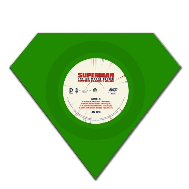 Mondo SDCC Exclusive_Superman_TAS Vinyl Record5