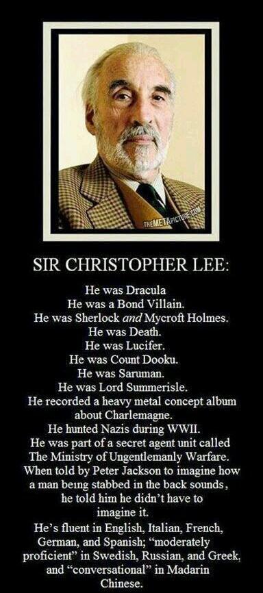 Sir Christopher Lee2