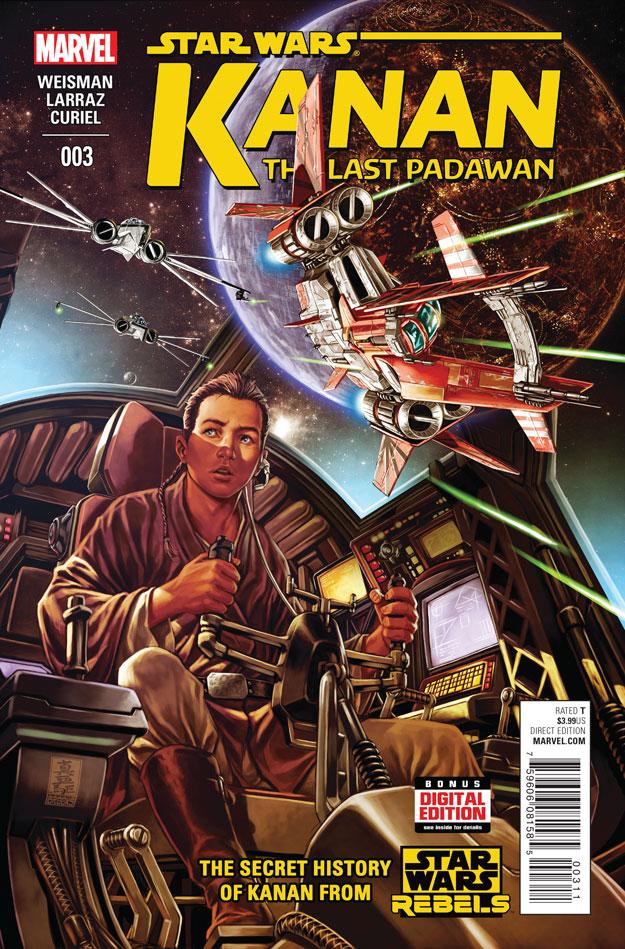 STAR WARS_KANAN_THE LAST PADAWAN #3_Cover