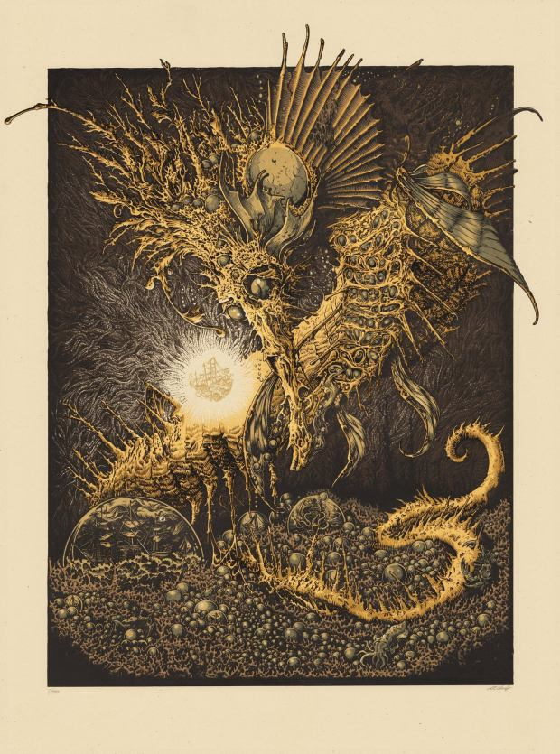 The Celestial Hippocampus by Andrew Ghrist