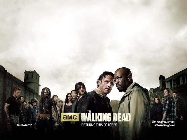 The Walking Dead_Season 6_Comic Con