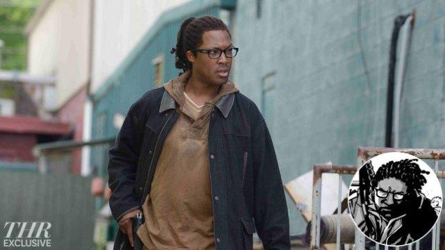 The Walking Dead_Season 6_Corey Hawkins
