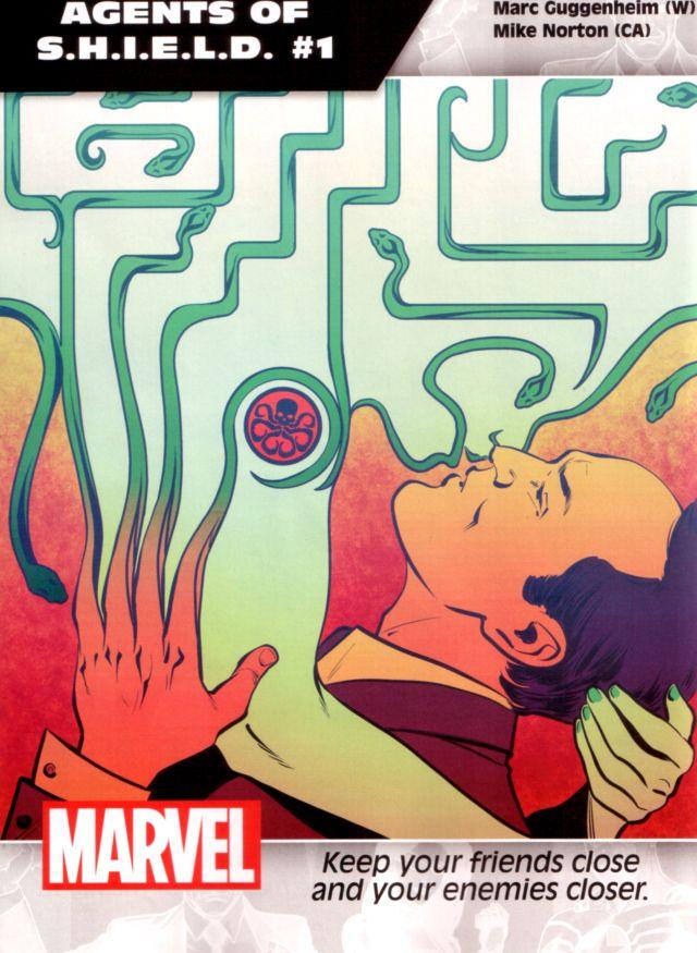 Agents of S.H.I.E.L.D. #1 W: Marc Guggenheim A: Mike Norton
