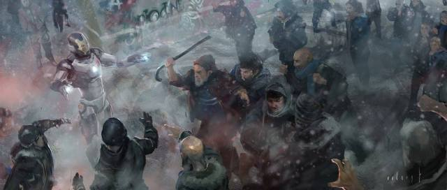 Avengers_Age of Ultron_Concept Art by Rodney Fuentebella (1)