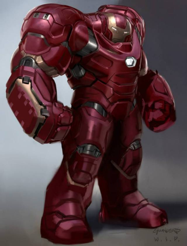 Avengers_Age of Ultron_Hulkbuster Concept Art by Phil Saunders (3)