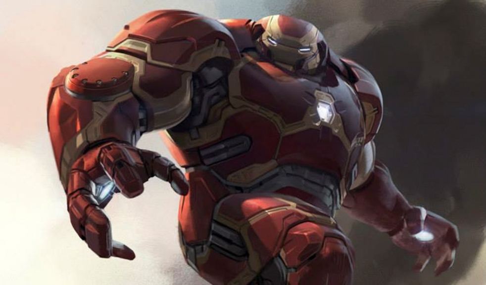 Avengers_Age of Ultron_Hulkbuster Concept Art by Phil Saunders2