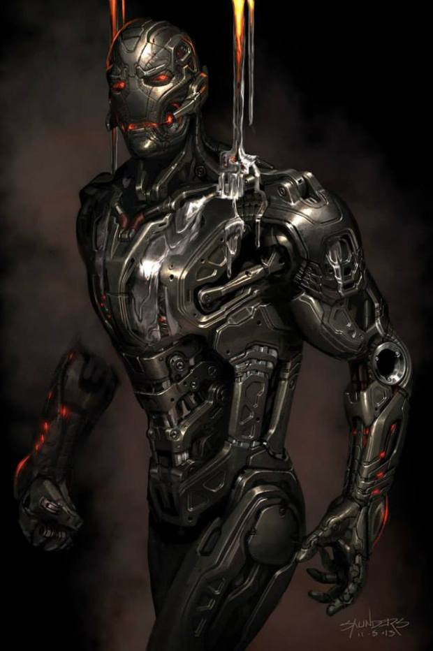 Avengers_Age of Ultron_Ultron Concept Art by Phil Saunders (3)
