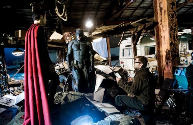 Batman v Superman_Dawn of Justice_BTS Still