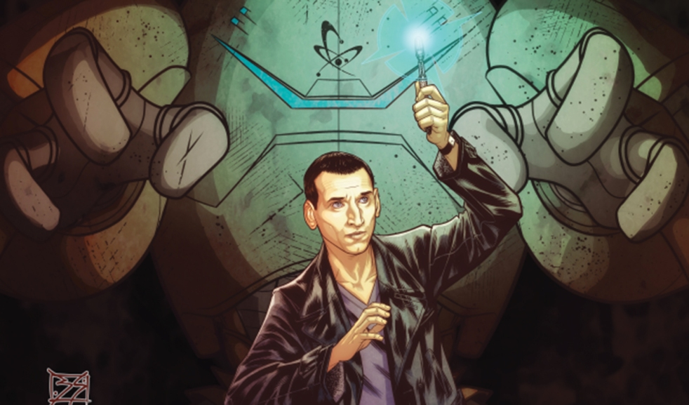 Doctor Who_Ninth Doctor #3_Cover