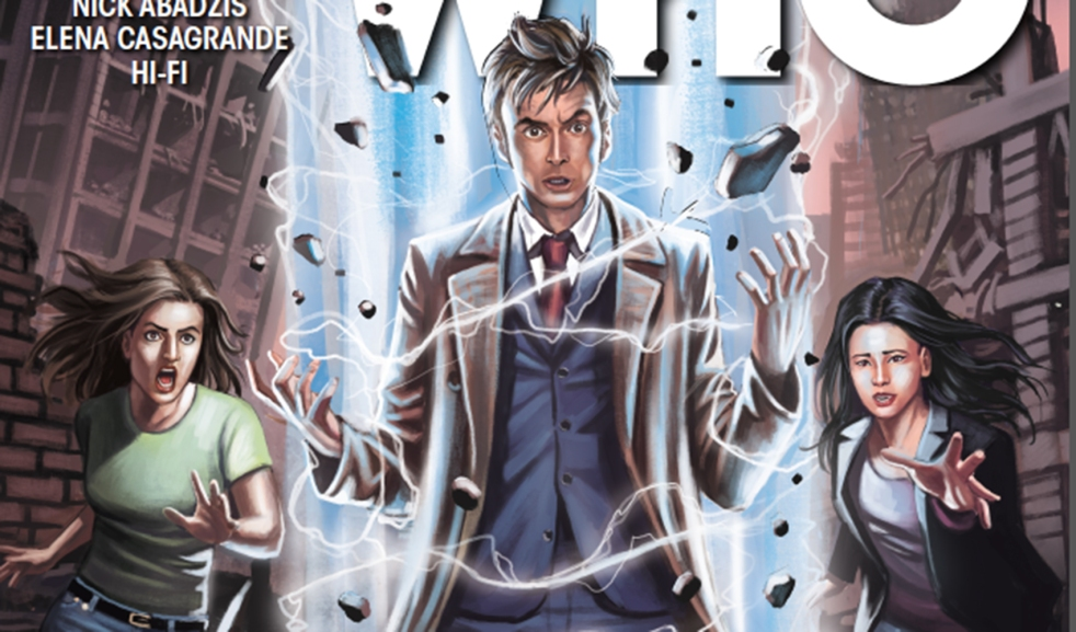 Doctor Who_Tenth Doctor #13_Cover