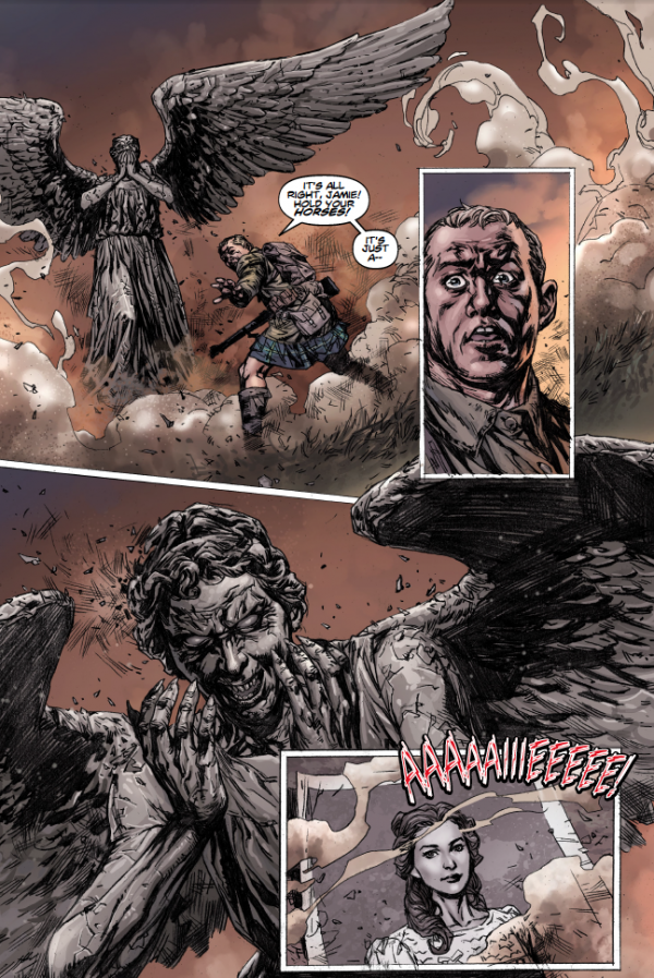 Doctor Who_The Tenth Doctor Vol.2 The Weeping Angels Of Mons_1