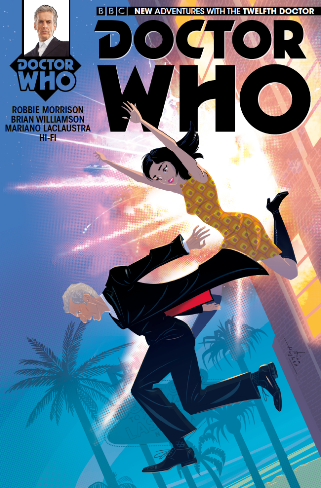 Doctor Who_Twelfth Doctor #10_Cover