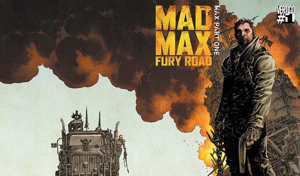 MAD MAX_FURY ROAD - MAD MAX #1_Variant2