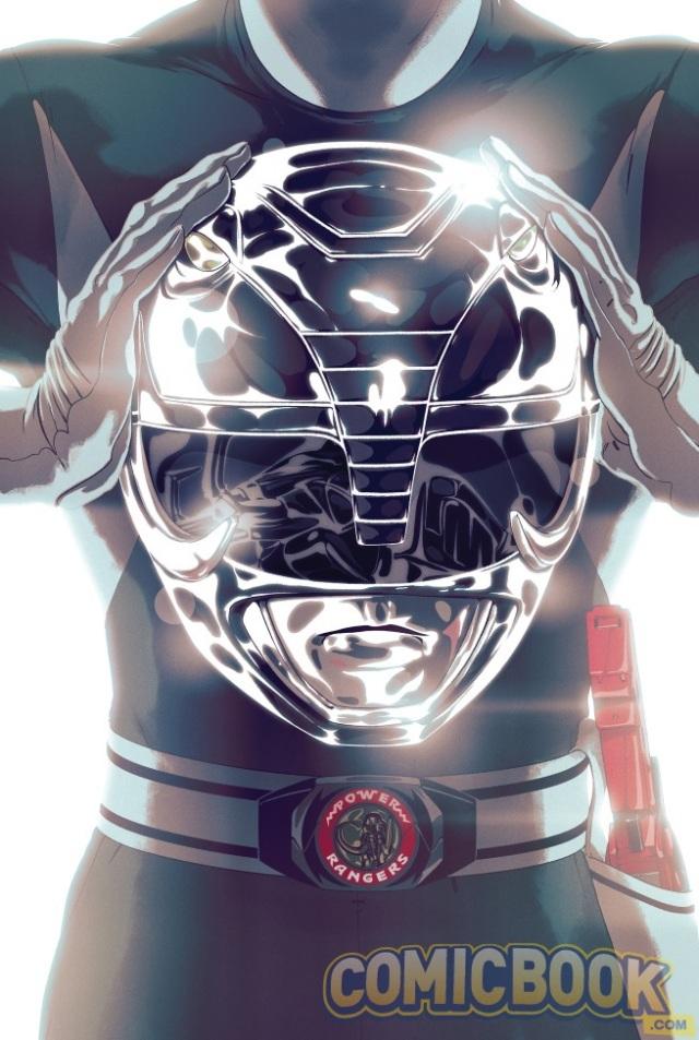 Mighty Morphin Power Rangers_Comics