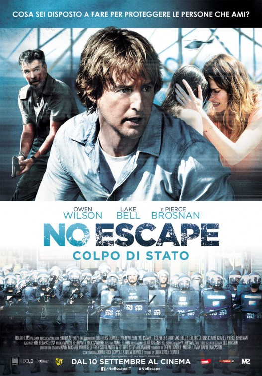 No Escape_International Poster