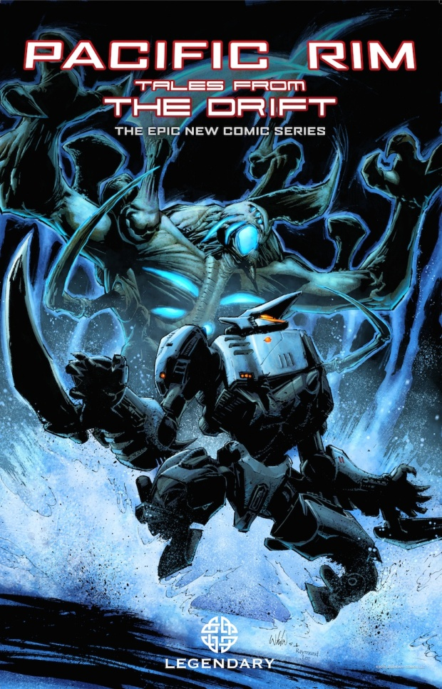 Pacific Rim_Tales From The Drift_Cover