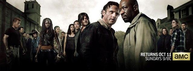 The Walking Dead_Season 6_Banner