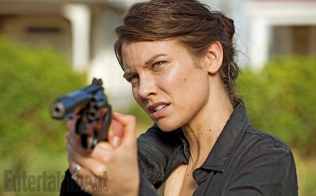 The Walking Dead_Season 6_EW_Lauren Cohan