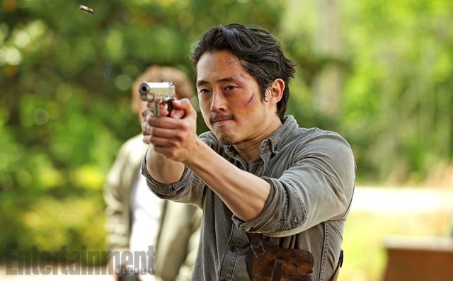 The Walking Dead_Season 6_EW_Steven Yeun