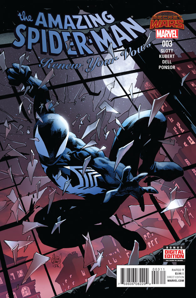 AMAZING SPIDER-MAN_RENEW YOUR VOWS #3_Cover