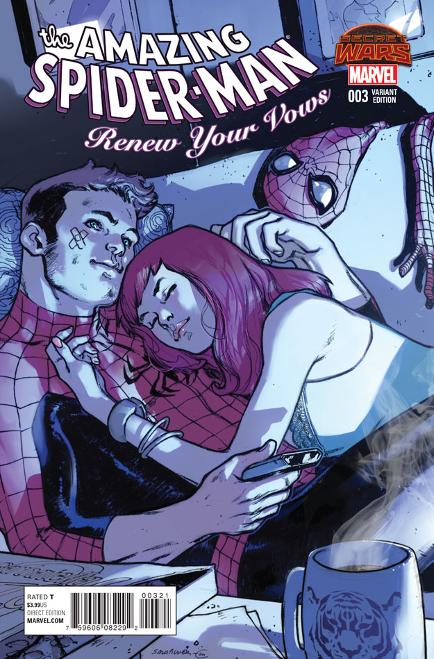 AMAZING SPIDER-MAN_RENEW YOUR VOWS #3_Variant