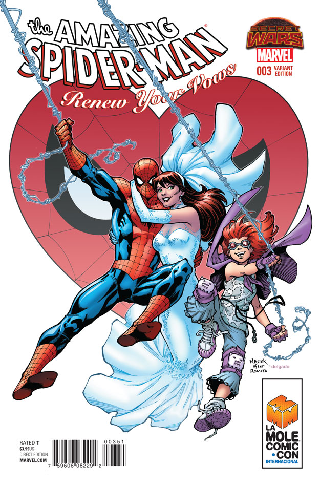 AMAZING SPIDER-MAN_RENEW YOUR VOWS #3_Variant2