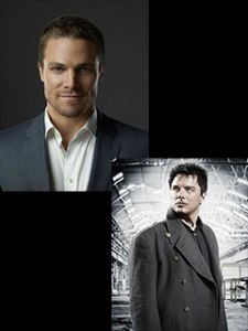 Arrow-Amell/Barrowman
