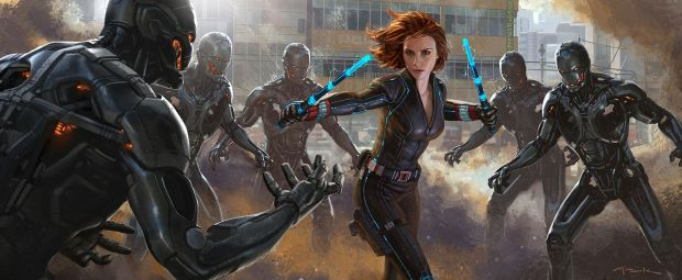 Avengers_Age of Ultron_Concept Art by Andy Park (2)