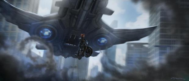 Avengers_Age of Ultron_Concept Art by Andy Park (3)
