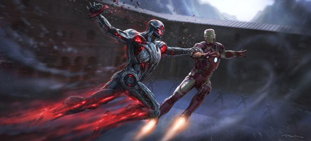 Avengers_Age of Ultron_Concept Art by Andy Park (4)