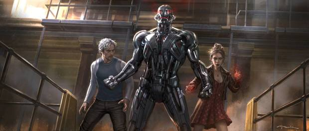 Avengers_Age of Ultron_Concept Art by Andy Park