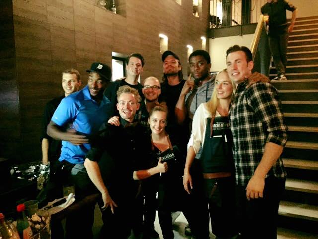 Captain America_Civil War_Wrap Party