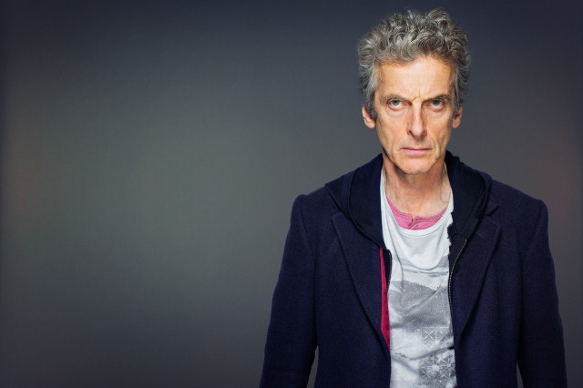 Doctor Who, Season 9, the Doctor (Peter Capaldi). Photo Credit: © BBC WORLDWIDE LIMITED