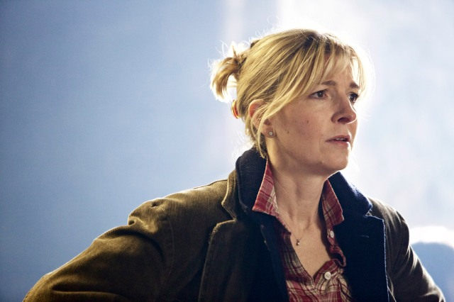 Doctor Who, Season 9, Kate Stewart (Jemma Redgrave). Photo Credit: Simon Ridgway, © BBC WORLDWIDE LIMITED