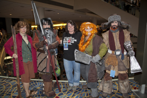 ME and the Hobbits 2013
