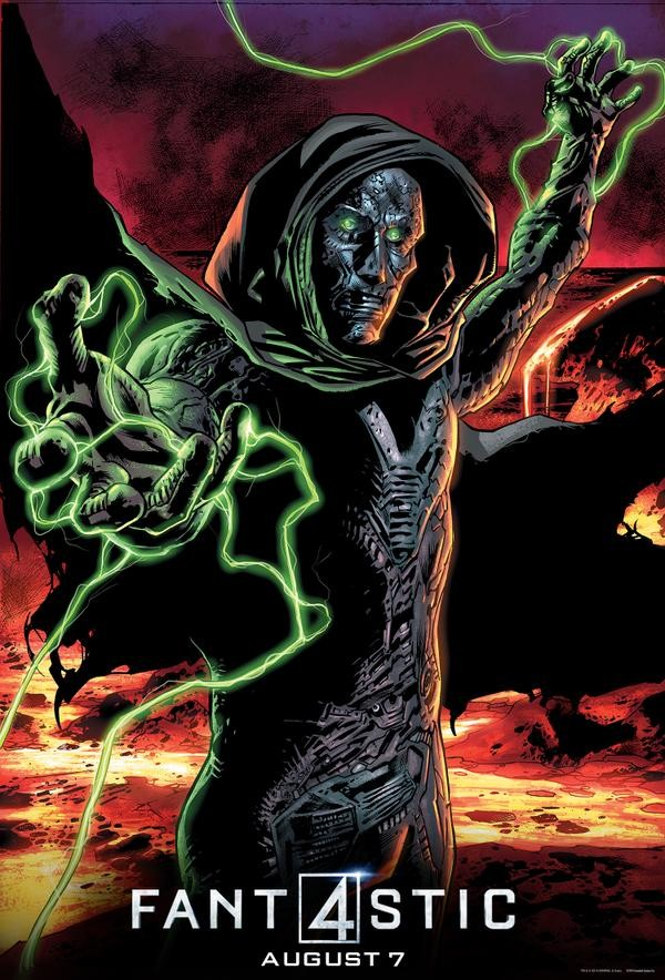 Fantastic-Four_illustrated by Bryan Hitch