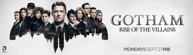 Gotham_Season 2_Banner
