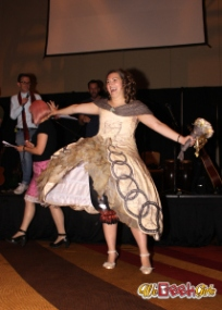 WINNER of the costume contest Evening at Bree 2014