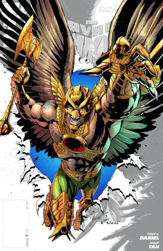 Legends of Tomorrow_Hawkman