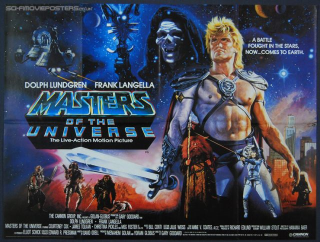 this day in movie history �masters of the universe� was