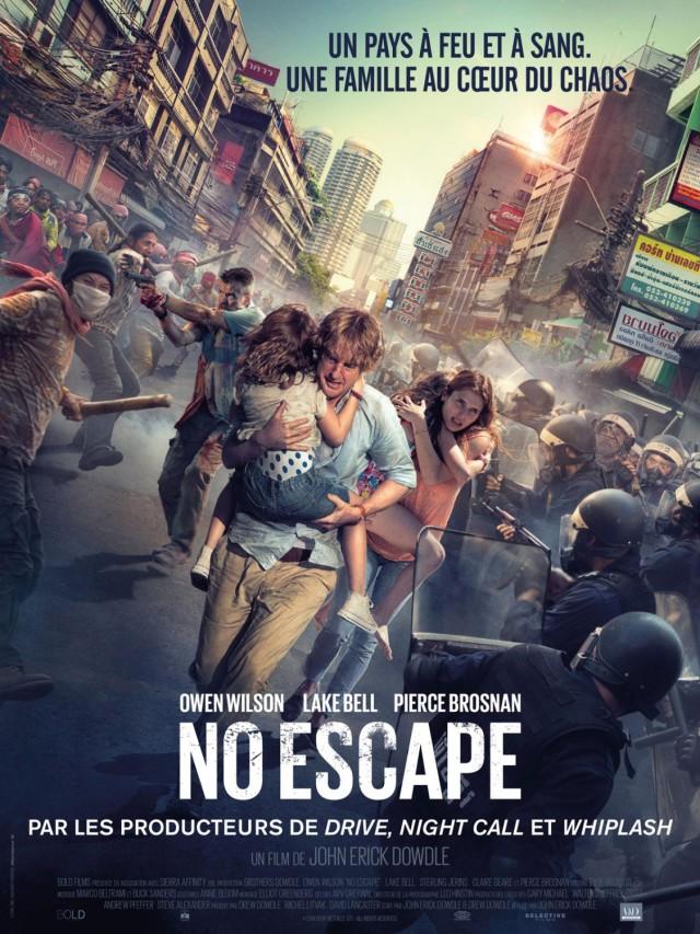 No Escape_International Poster