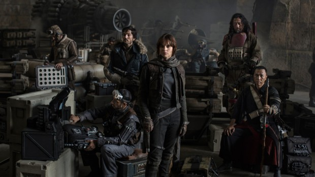 Rogue One_Cast photo