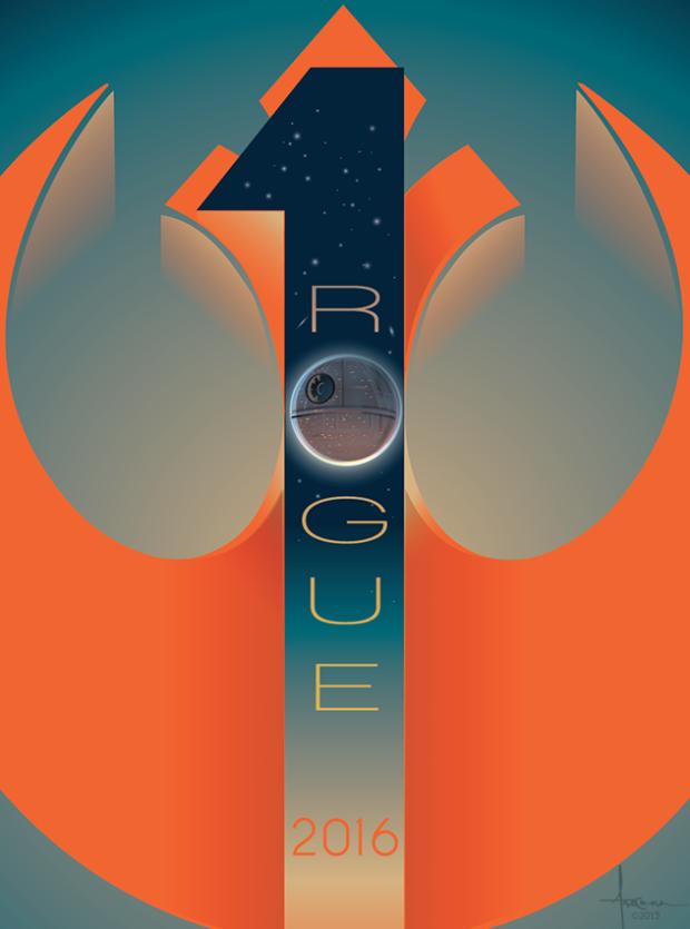 Rogue One_Vector Poster_Orlando Arocena
