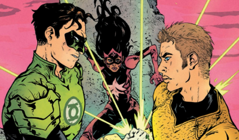 Star Trek_Green Lantern #2_Cover2