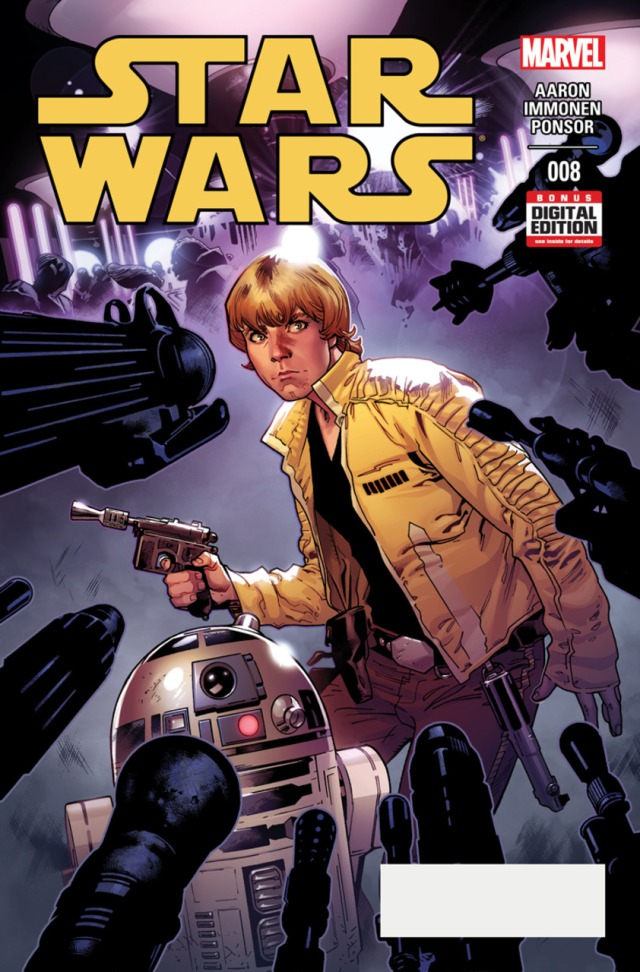 STAR WARS #8_Cover