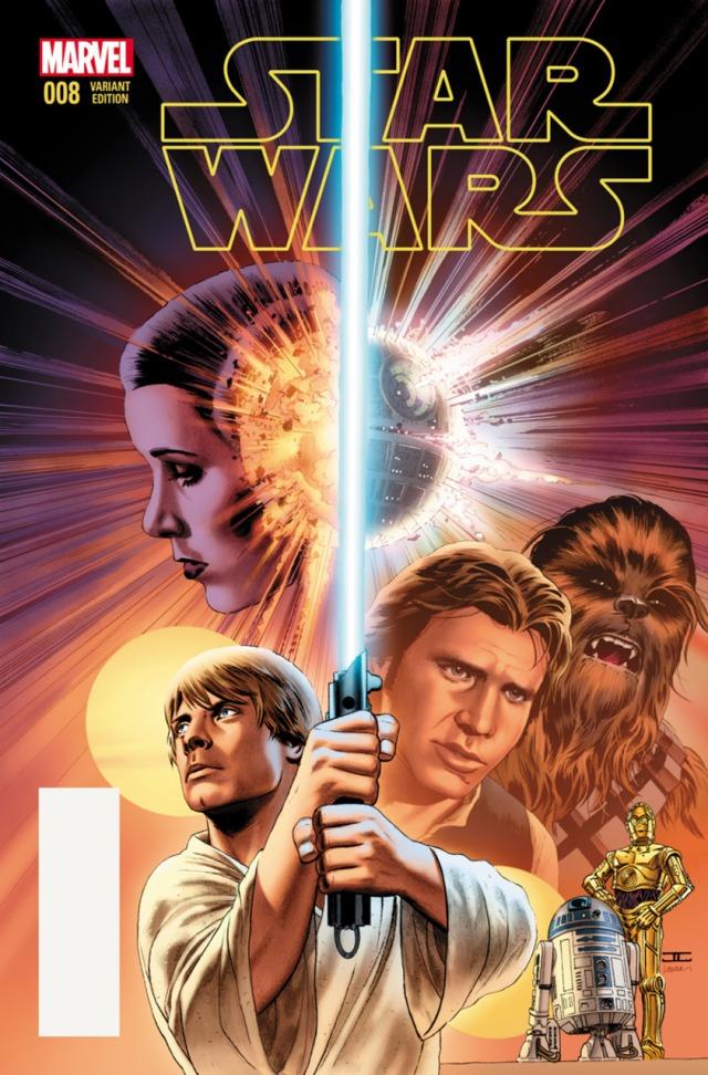 STAR WARS #8_Variant