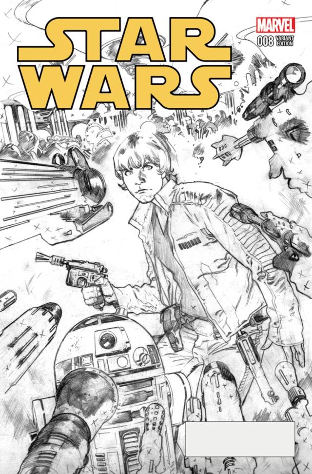 STAR WARS #8_Variant3
